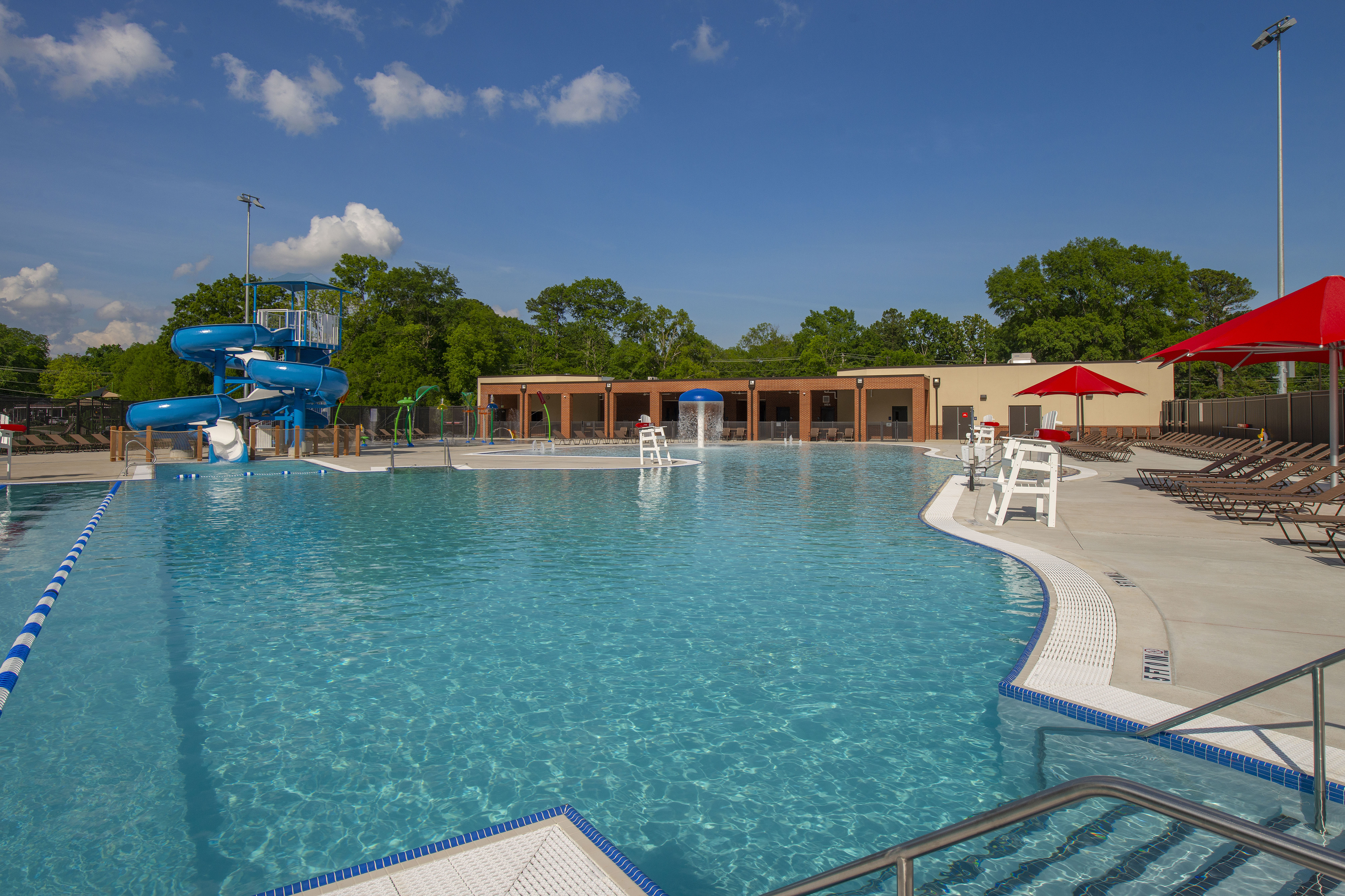 Patriot Park Pool