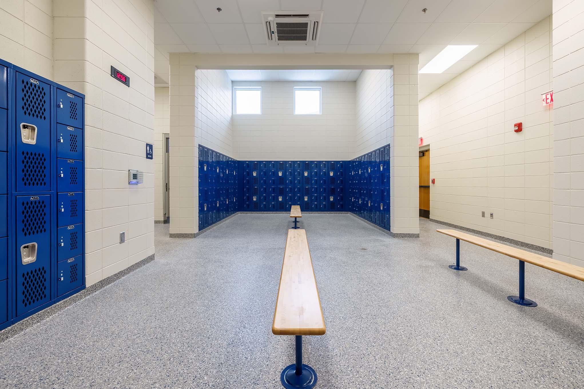JB Pennington High School